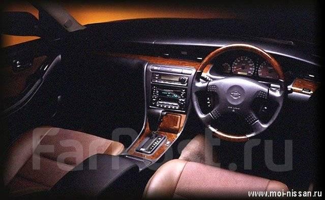 Панель приборов. Nissan Laurel, GC35, GNC35, HC35, SC35, GCC35