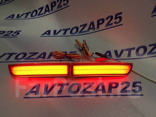 LED стоп сигнал в бампер для Toyota Alphard