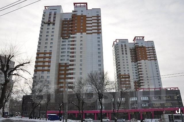 2-комнатная, улица Ленинградская 53 стр. 1. Центральный, агентство, 58 кв.м.