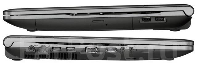 """Samsung RC720. 17.3"""", 2 300,0ГГц, ОЗУ 4096 Мб, диск 500 Гб, WiFi, Bluetooth"""