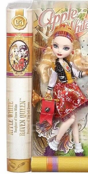Куклы Эвер Афтер Хай.