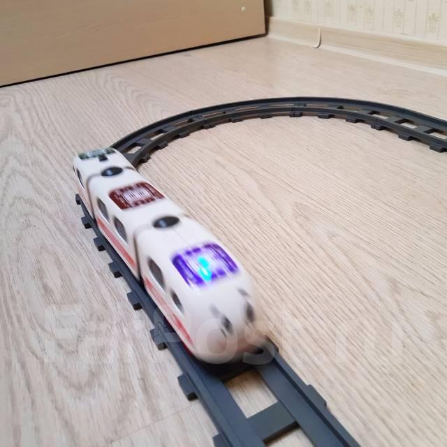 Железные дороги.