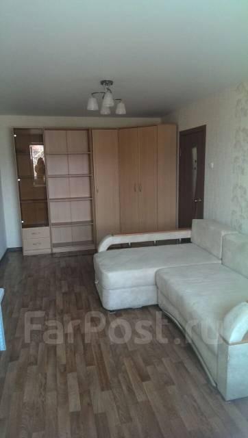 1-комнатная, улица Чапаева 2. центр, частное лицо, 33 кв.м.