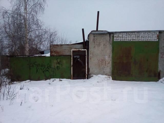 Гараж. р-н Кедровая, 32 кв.м., электричество, подвал.