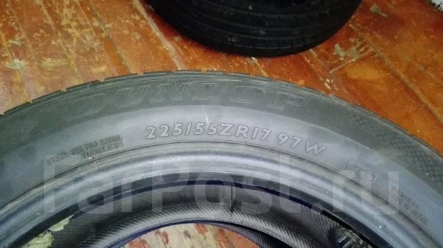 Dunlop SP Sport Maxx. Летние, 2012 год, износ: 20%, 4 шт