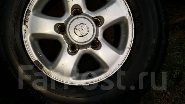 Продам колеса. 7.0x16 5x150.00