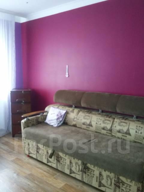 2-комнатная, улица Крымская 216. Центральный, частное лицо, 47 кв.м. Вторая фотография комнаты
