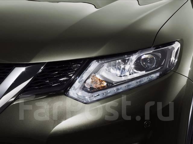Фара. Nissan X-Trail, T32