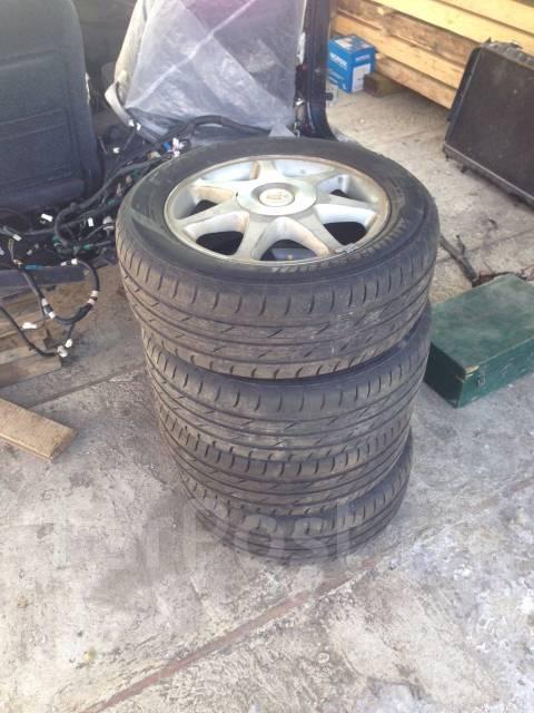 Комплект колес R16 на Toyota Crown. 6.5x16 5x114.30