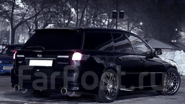 Выхлопная система. Subaru Legacy, BP, BP5, BPE