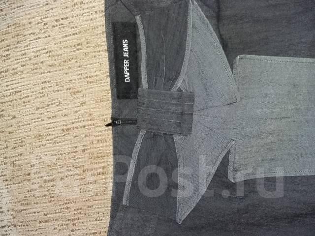 Юбка -карандаш, ткань джинс-стрейч. 44, 46