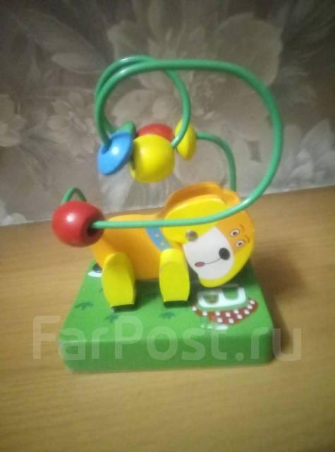 Игрушки-развивашки по последней ставке
