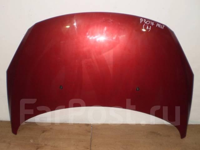 Капот. Peugeot 307