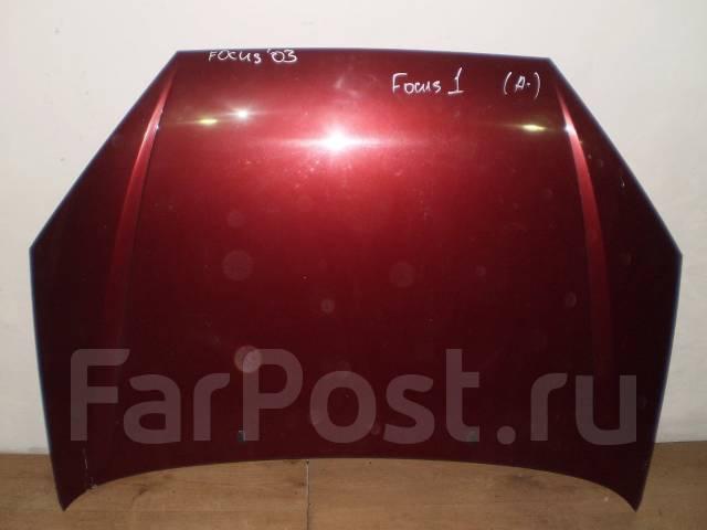 Капот. Ford Focus