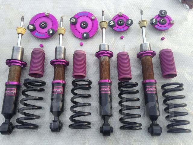 Амортизатор. Dodge Stealth Toyota Aristo, JZS161, JZS160 Toyota Crown Majesta, UZS171, UZS173, UZS175, JZS177