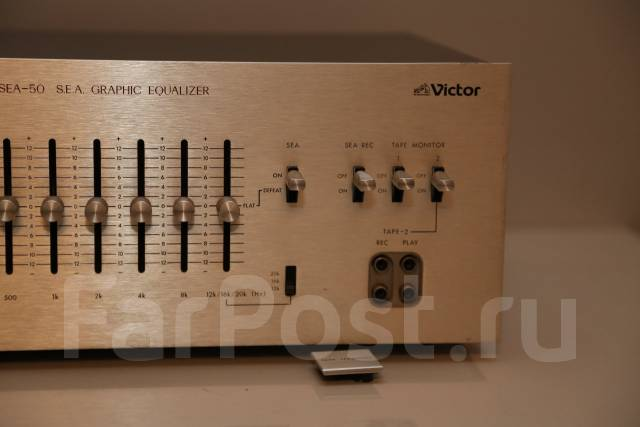 Эквалайзер Victor SEA-50