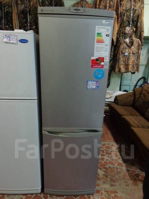 Холодильник LG NO Frost морозилка внизу, объем 338 литров