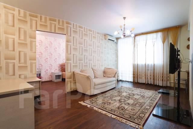 2-комнатная, улица Тургенева 62. Центральный, 45 кв.м. Вторая фотография комнаты