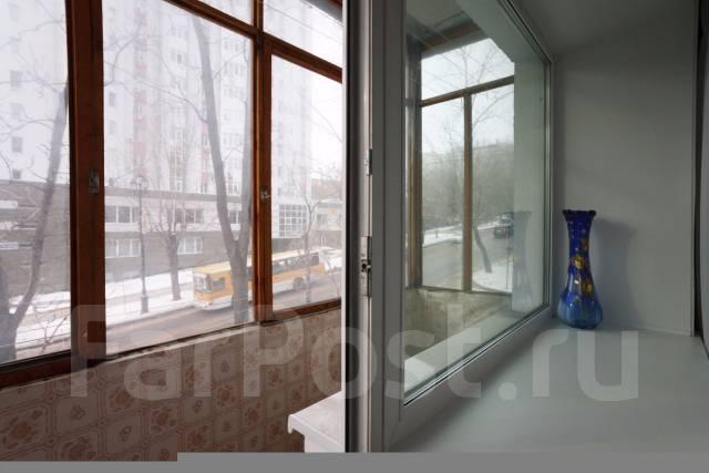 2-комнатная, улица Тургенева 62. Центральный, 45 кв.м. Вид из окна днем