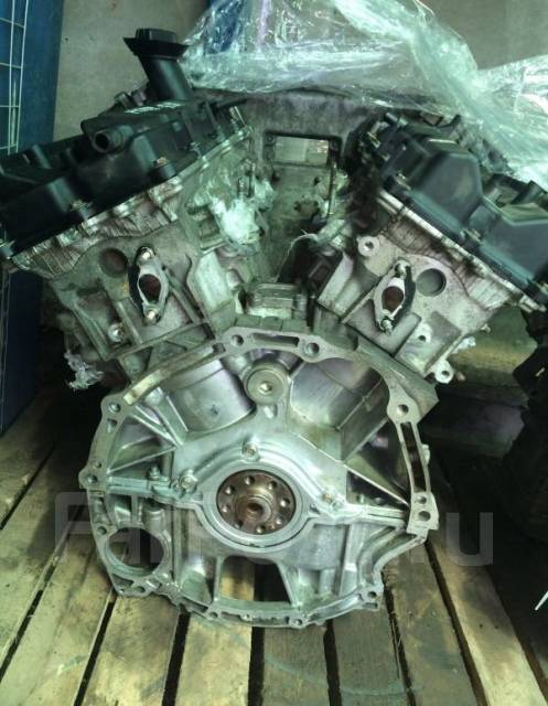 Двигатель. Infiniti FX45 Двигатель VK45DE