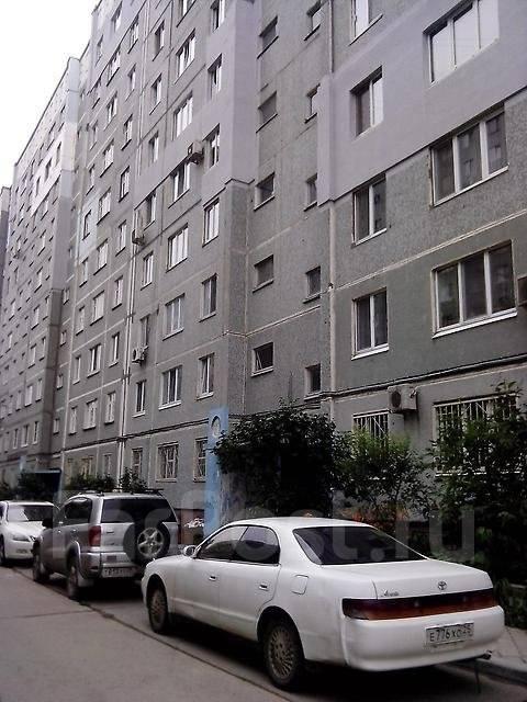 2-комнатная, улица Русская 11а. Вторая речка, частное лицо, 55 кв.м. Дом снаружи
