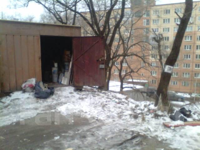 Гаражи металлические. улица Толстого 23, р-н Некрасовская, 18 кв.м. Вид снаружи