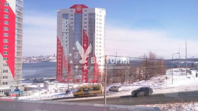 1-комнатная, улица Крыгина 94. Эгершельд, агентство, 46 кв.м. Вид из окна днем