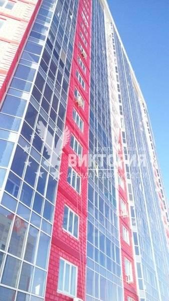 1-комнатная, улица Крыгина 94. Эгершельд, агентство, 46 кв.м. Дом снаружи