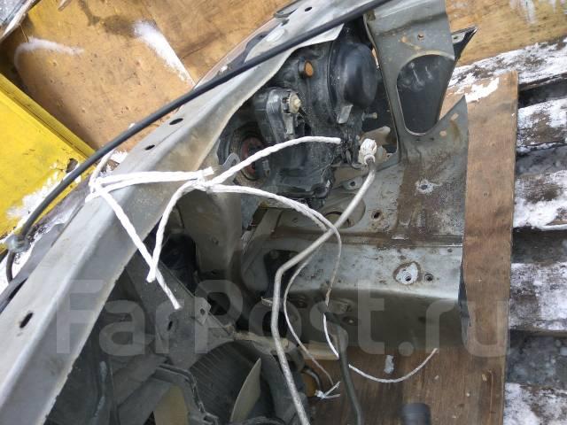 Ноускат. Toyota Harrier, MCU15