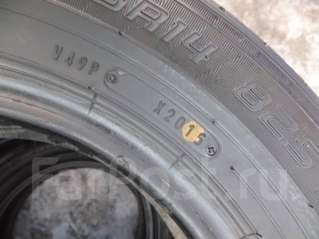 Dunlop Enasave EC202. Летние, износ: 10%, 4 шт. Под заказ