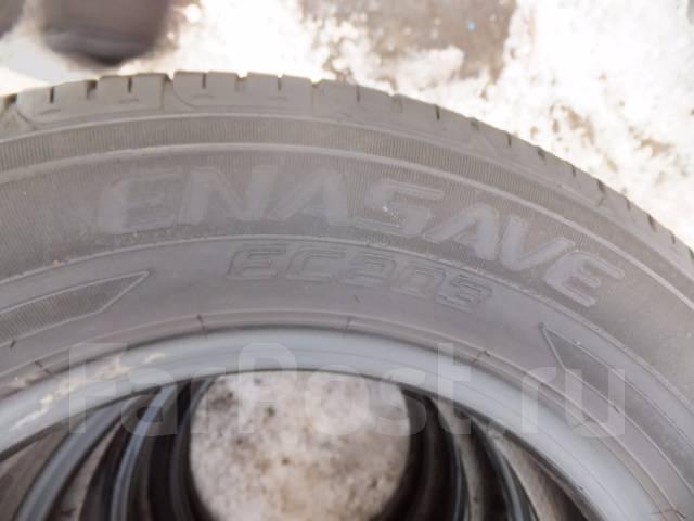 Dunlop Enasave EC203. Летние, износ: 10%, 4 шт. Под заказ