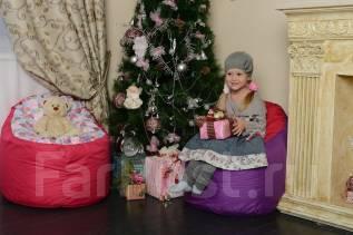 Бескаркасная мебель, кресло-мешок - БОБ детский