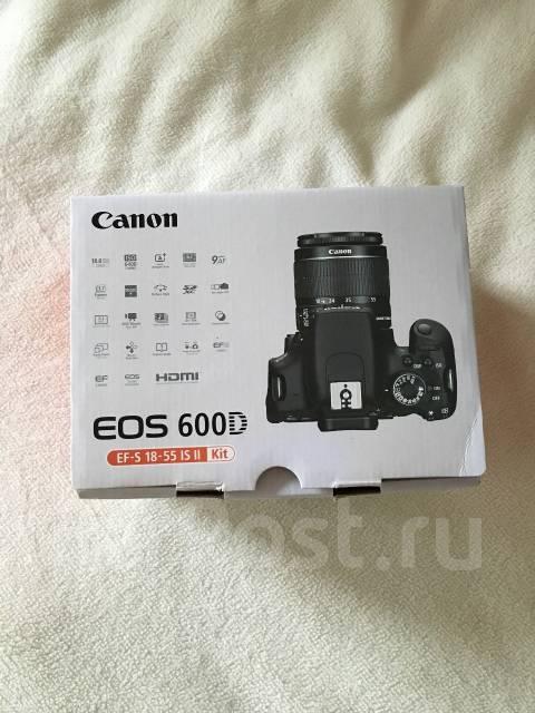 Canon EOS 600D. 15 - 19.9 Мп