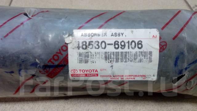 Амортизатор. Toyota Land Cruiser, HDJ101, UZJ100 Двигатели: 2UZFE, 1HDFTE