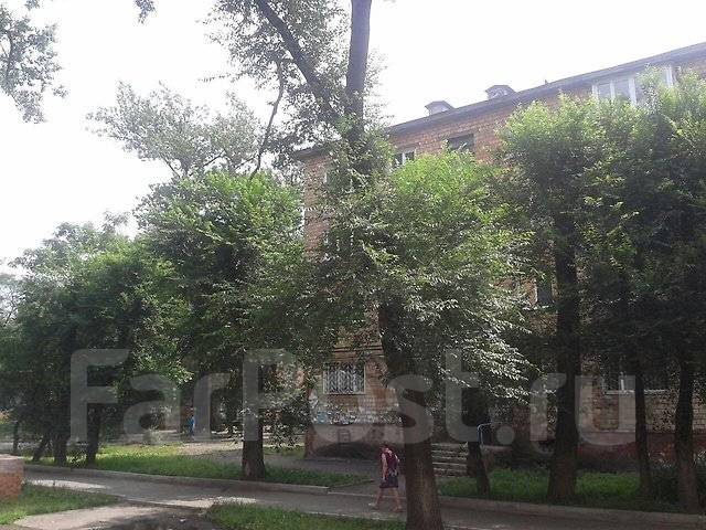 Комната, улица Фадеева 10б. Фадеева, агентство, 14 кв.м. Вид из окна днём