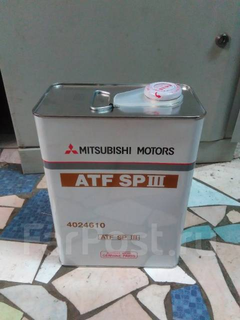 Mitsubishi Multi Gear Oil. синтетическое