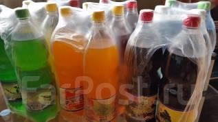 """Среднегазированнный напиток """"Лимон Лайм"""", 1,5 л. ТМ """"Долина Уссури"""". Под заказ"""