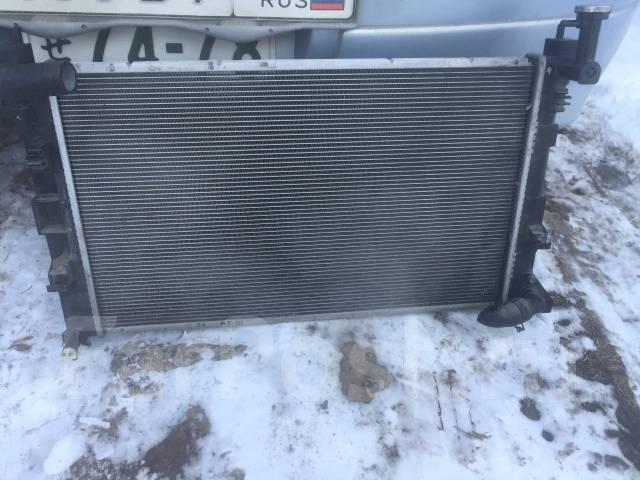 Радиатор охлаждения двигателя. Mitsubishi Colt, Z21A Двигатель 4A90