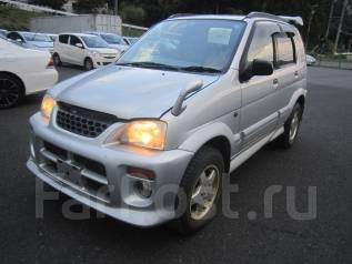 Ноускат. Daihatsu Terios, J100G