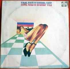 Виниловая пластинка LP Yes 1991