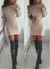 Платья-туники. 38, 40