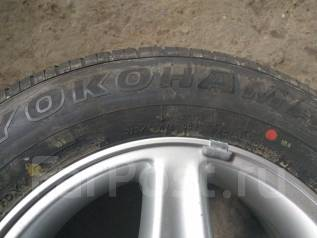 Запасное колесо 215/70 R16. 6.0x16 5x114.30 ET35