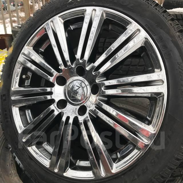 Литьё Manaray Sport 5x114.3 R17 Pirelli 215/45R17. 7.0x17 5x114.30 ET38