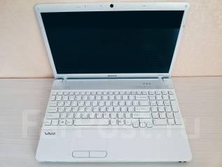 """Sony VAIO PCG-71211V. 15.5"""", 2,5ГГц, ОЗУ 4096 Мб, диск 250 Гб, WiFi, Bluetooth, аккумулятор на 3 ч."""