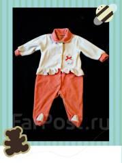 Лот одежды для доченьки. Рост: 50-60, 60-68 см