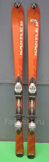 Лыжи карвинговые.