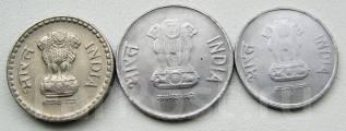 Индия. Подбор монет без повторов