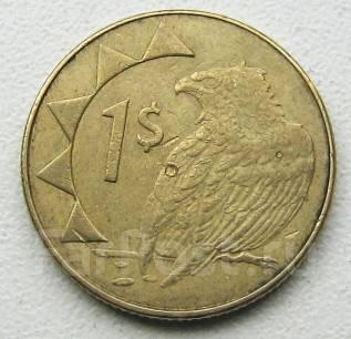 Намибия. 1 доллар 2010 г