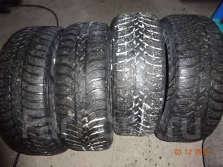Bridgestone Ice Cruiser 5000. Зимние, без шипов, 2015 год, износ: 30%, 4 шт