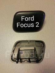 Крышка форсунки омывателя фар. Ford Focus